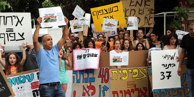 """השלטון המקומי: """"נשבית הלימודים אם מספר התלמידים לא יצומצם ל-32 בכיתה"""""""