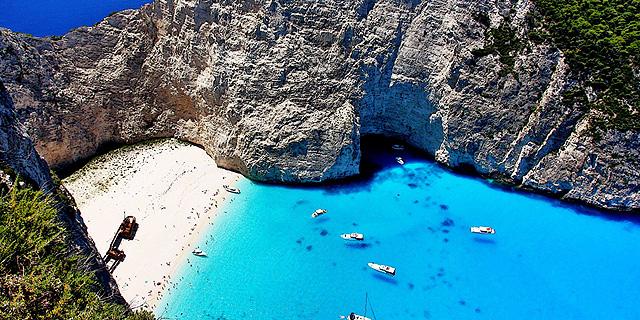 חופשה באיי יוון