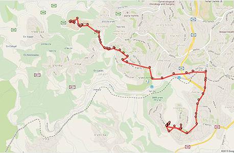 המפה של אסף כהן