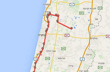 מפות משתתפי פרויקט מה גוגל יודעת 5