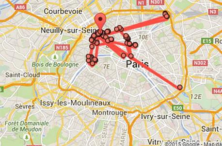 מפות משתתפי פרויקט מה גוגל יודעת 6