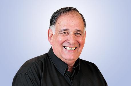 ראש עיריית חיפה יונה יהב. מעדיפים לחגוג את הסכם המימון כרגע, צילום: אלעד גרשגורן