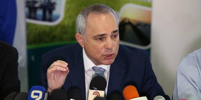 """שטייניץ: """"ישנם מגעים מתקדמים ליצוא גז לטורקיה עם אפשרויות העברתו לאירופה"""""""