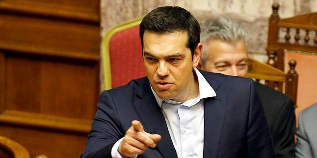 """ר""""מ יוון: לא אתפטר גם אם תומכי ה""""כן"""" במשאל ינצחו"""
