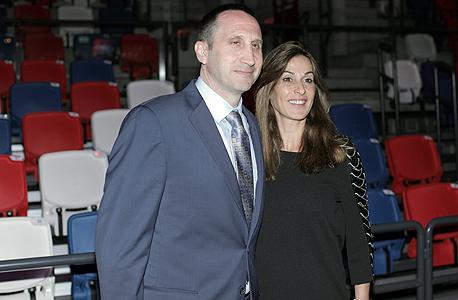 דיוויד וכנרת בלאט, צילום: עמית שעל