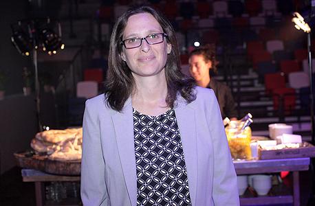 טל אלכסנדרוביץ' בעלת חברת יחסי ציבור, צילום: עמית שעל