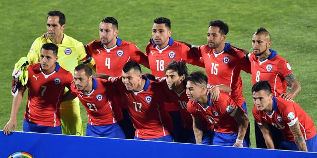 נייקי תשלם לנבחרת צ'ילה 56 מיליון דולר