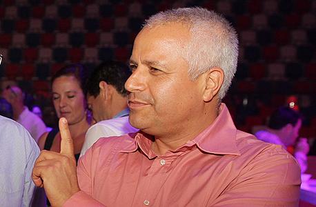 """אורן הלמן, סמנכ""""ל חברת החשמל, צילום: אוראל כהן"""