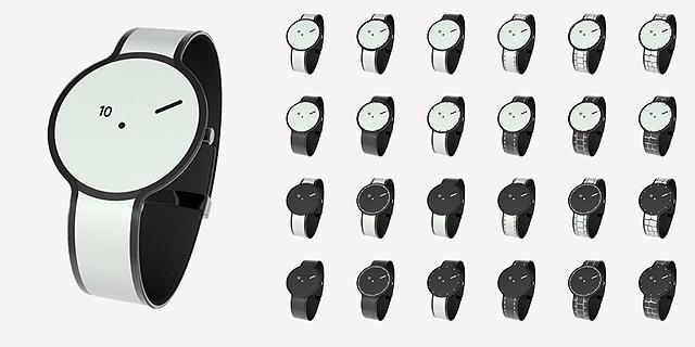 השעון החכם FES מבית סוני, אחד המוצרים מאתר גיוס ההמונים של החברה
