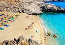 כרתים יוון ים חוף אמודאקי
