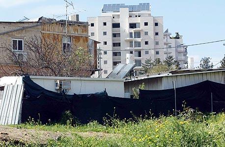 כפר שלם בתל אביב (ארכיון)