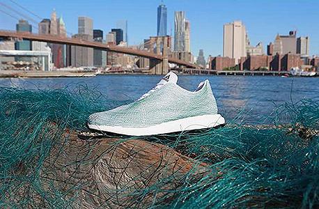 נעל אדידס ממוחזרת , צילום: יחצ אדידס העולמית