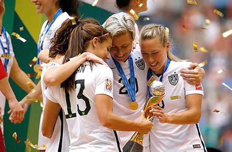 """נבחרת הנשים של ארה""""ב"""