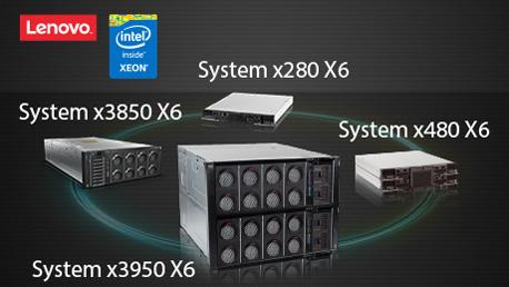 הנבחרת המנצחת של System x