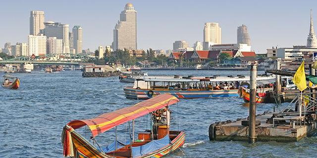 """תאילנד זינקה כיעד להשקעות בנדל""""ן, למרות המשטר הצבאי"""