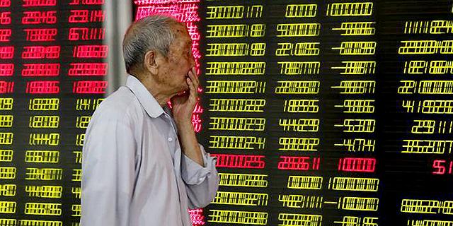 משק כנפי המשבר בסין מטלטל את הכלכלה העולמית