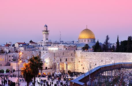 Jerusalem. Photo: Shutterstuck
