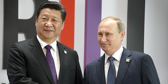 סין ורוסיה מאחדות כוחות לכיבוש שווקי הטכנולוגיה הבאים