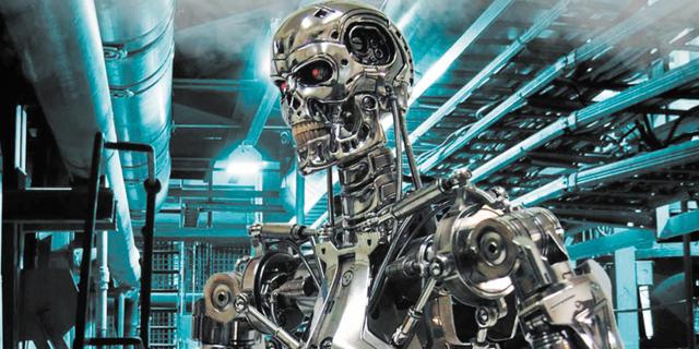 רובוטים שבונים רובוטים. מזכיר למישהו משהו?
