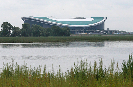 אצטדיון קזאן , צילום: רויטרס
