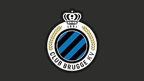 סמל קלאב ברוז', הזוכה באליפות הליגה הבלגית שהסתיימה מוקדם מהמתוכנן
