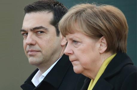 """מרקל וציפרס. עמדו לנטוש את הדיונים, עד שנשיא המועצה האירופית התערב: """"אין מצב שאתם עוזבים עד שאין הסכם"""""""