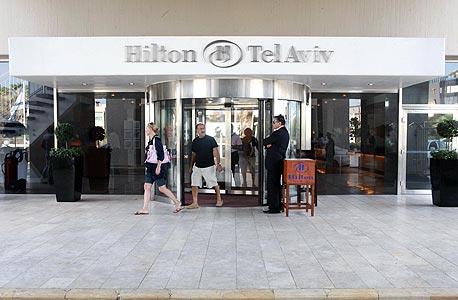 מלון הילטון תל אביב, צילום: עמית מגל