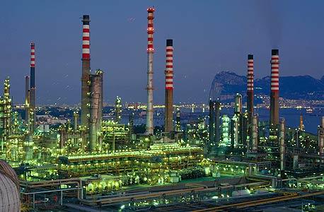 מפעל לזיקוק נפט בגיברלטר