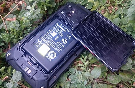 סוללת ה-X1, צילום: ניצן סדן