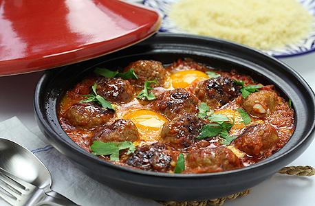 אוכל מסעדות טיולים טאג'ין מרוקו, צילום: שאטרסטוק