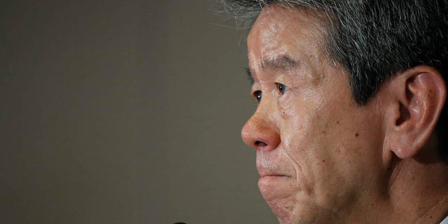 """מנכ""""ל טושיבה היסאו טנאקה"""
