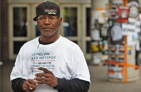 הומלס הוטספוט הוט ספוט ווי פיי וייפיי BBH אינטרנט, צילום: The Verge