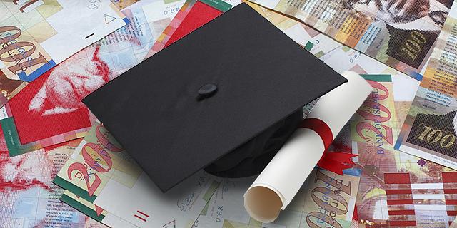 """למ""""ס: סך ההכנסות מקניין רוחני של האוניברסיטאות נמצא במגמת ירידה מאז 2012"""