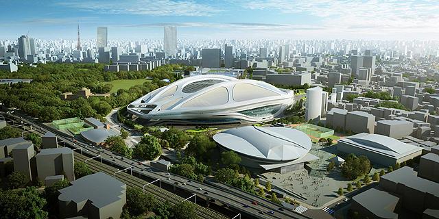 ממשלת יפן מתנגדת להקמת אצטדיון אולימפי ב-2 מיליארד דולר