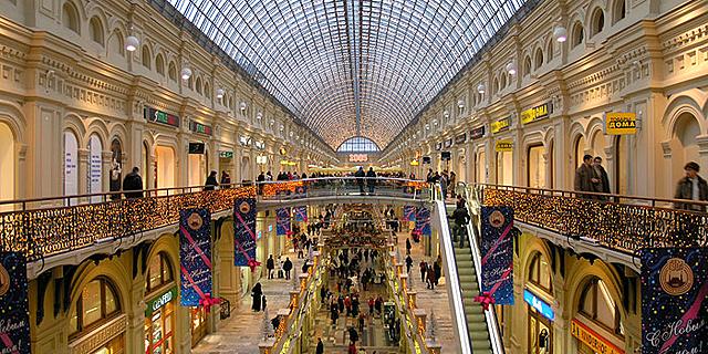 מוסקבה הדיחה את פריז כבירת האופנה של אירופה