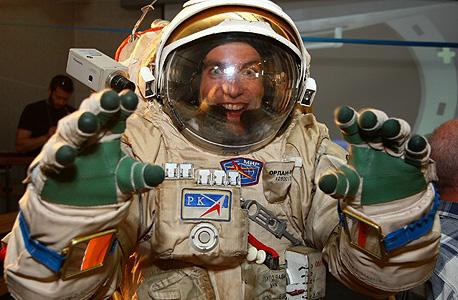 תייר חלל, צילום: stracity tours