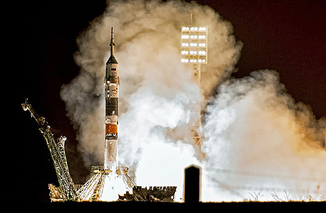 שיגור חללית חלל מקוסמודרום בייקונור , צילום: stracity tours
