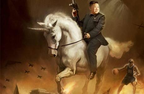 הסינים לא רוצים? יש פוטין. קים ג'ונג און