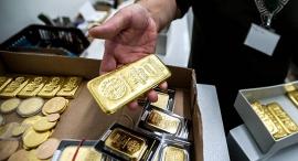 זהב, צילום: בלומברג