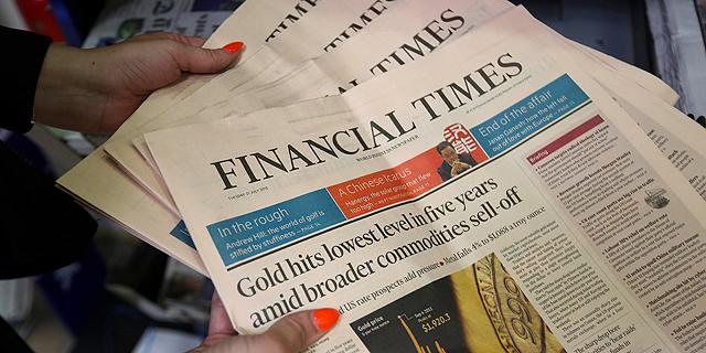 פייננשל טיימס תימכר תמורת 1.29 מיליארד דולר לניקיי היפנית