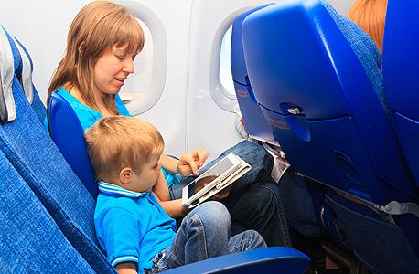 מקומות ישיבה בטיסה. מתי מותר להעביר אתכם מקום?