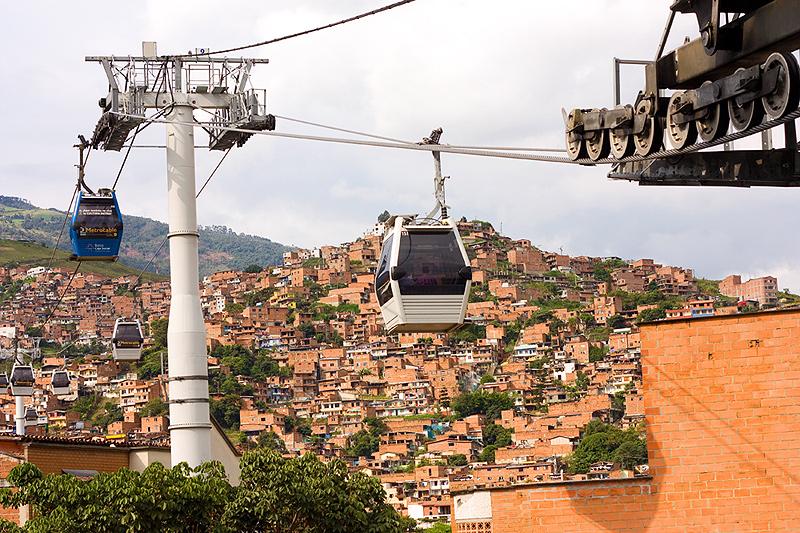 מדיין, קולומביה. סיפור הצלחה, צילום: שאטרסטוק