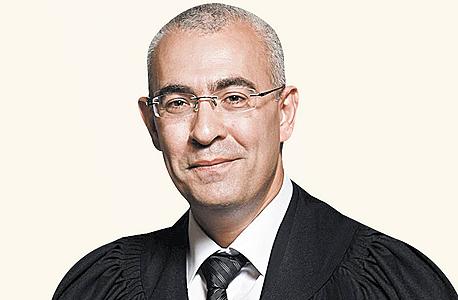 שופט בית המשפט המחוזי עופר גרוסקופף