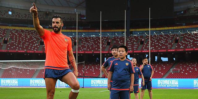 """הנדל""""ן הסיני מגדל כדורגלנים"""