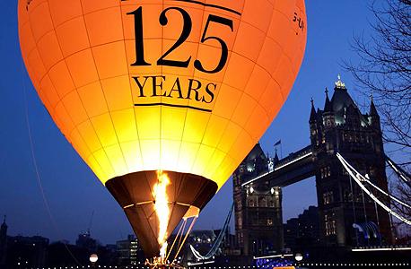 פייננשל טיימס FT חוגג 125 שנים
