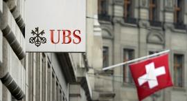 בנק UBS בציריך, צילום: איי אף פי