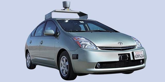 דיווח: גוגל ופורד יקימו ביחד חברה לייצור רכבים אוטונומיים