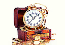 ניתן להצמיד ערך כספי לזמן, צילום: שאטרסטוק