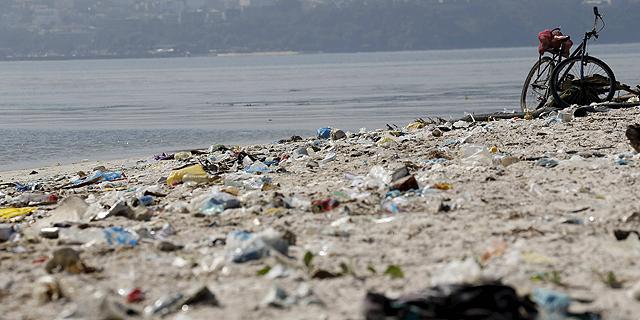פחות משנה לאולימפיאדה בריו: מי הים מזוהמים קשות