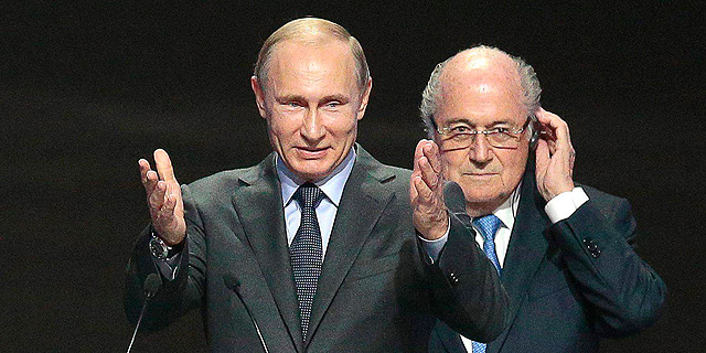 """דו""""ח של פיפ""""א פורסם: אין אקדח מעשן לשחיתות של קטאר או רוסיה"""